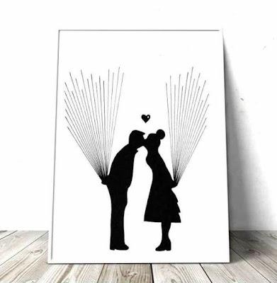 Dating tykke mennesker silhouette