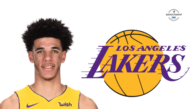 lonzo ball  lebron james