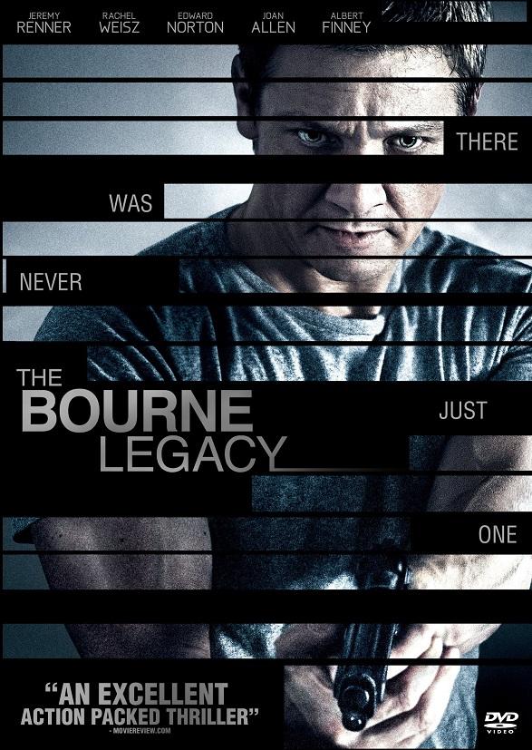 فیلم دوبله: بورن 4- میراث بورن (2012) The Bourne Legacy