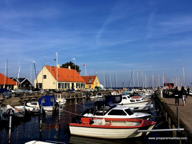 Excursión a Dragor desde Copenhague