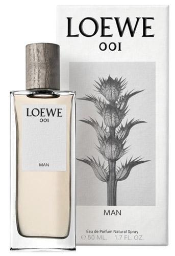 eau de parfum Loewe 001 hombre perfume