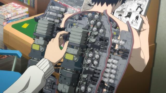 Resultado de imagen para Inuyashiki