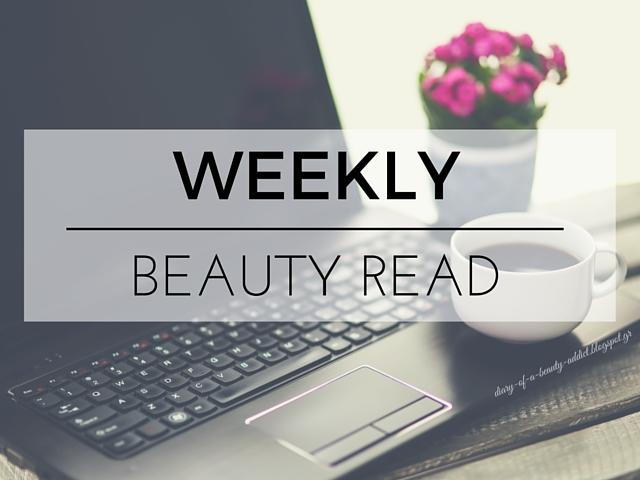 Weekly Beauty Read #87
