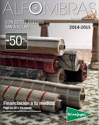 Catalogo de Alfombras El Corte Ingles 2014-2015