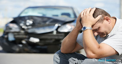Chronic Whiplash Caused by PTSD - El Paso Chiropractor