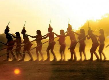Índios Brasileiros e Caboclos na Umbanda - Por Ednay Melo
