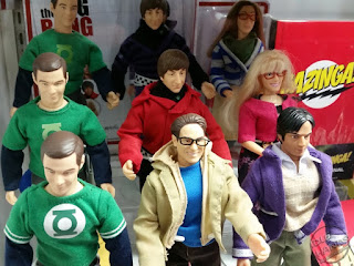 Entertainment Earth Bif Bang Pow Big Bang Theory Toys