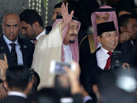 Heboh, 6 Fasilitas Mewah Raja Salman di Bali Bikin Geger Netizen