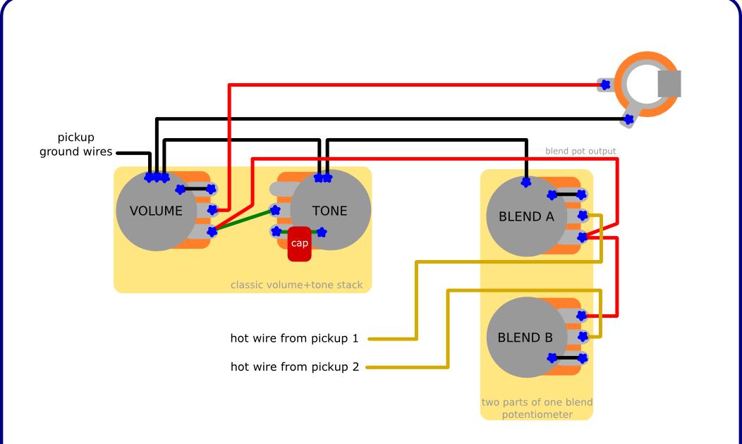 The Guitar Wiring Blog  diagrams and tips: How to Wire a