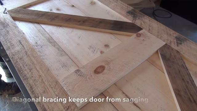 Membuat Daun Pintu Kayu