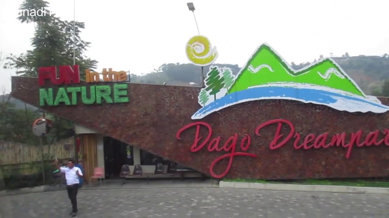 Wahana-wahana Ekstrem Dago Dreampark