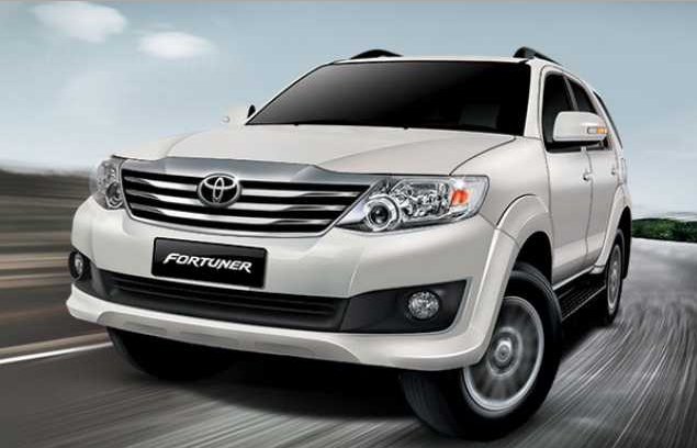 2017 Toyota Fortuner Specs, Change and Price