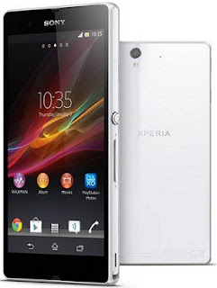 Review, Kelemahan dan Kelebihan Sony Xperia Z C6602 HP Anti air