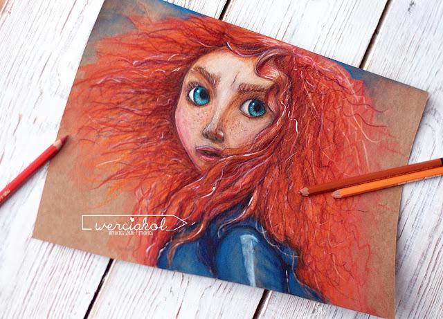 Merida-rysunek