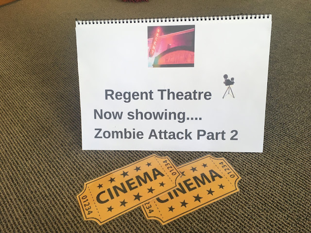 zombie attack part two