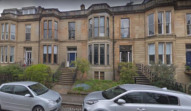 Phyl's Blog: Basement Flats In Edinburgh