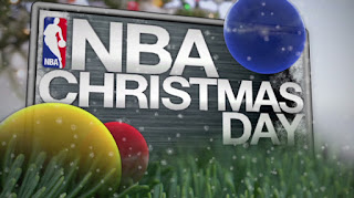 NBA Christmas Day games