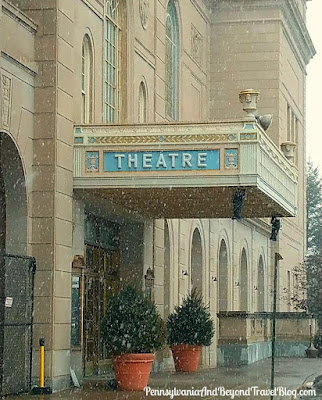The Hershey Theatre in Hershey, Pennsylvania