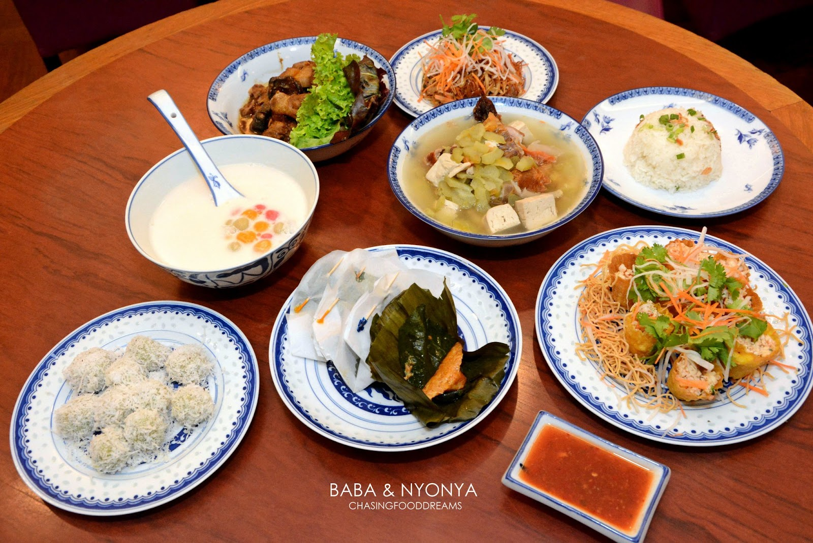 CHASING FOOD DREAMS: Checkers Café, Dorsett Regency Kuala..