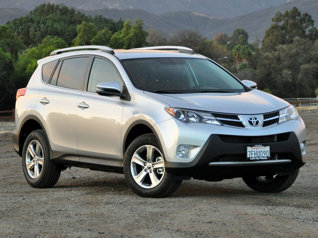 carros ten 10 nova toyota rav4 2015 um carro que veio para ficar. Black Bedroom Furniture Sets. Home Design Ideas