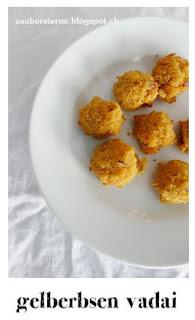 rezept gelberbsen, rezept vadai, foodblog schweiz