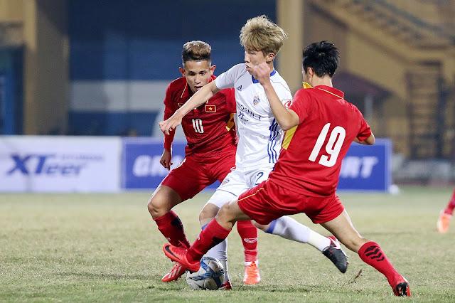 U23 Việt Nam đổi 'quân xanh' trước thềm ASIAD 18