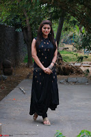 Actress Yamini Bhaskar in a Tight Black Sleeveless Dress ~  Exclusive 44.JPG
