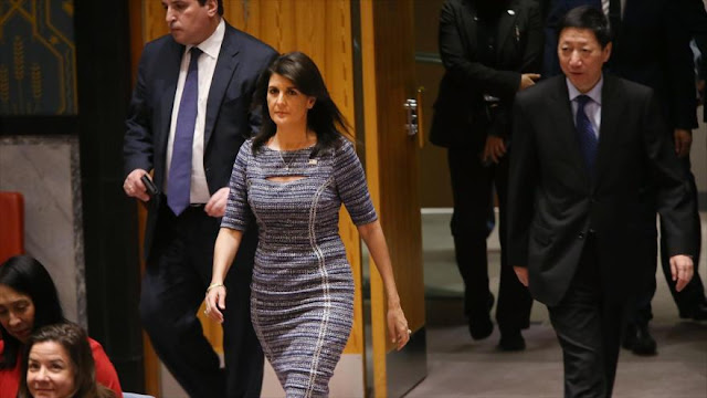 EEUU corta $ 285 millones en contribuciones al presupuesto de ONU