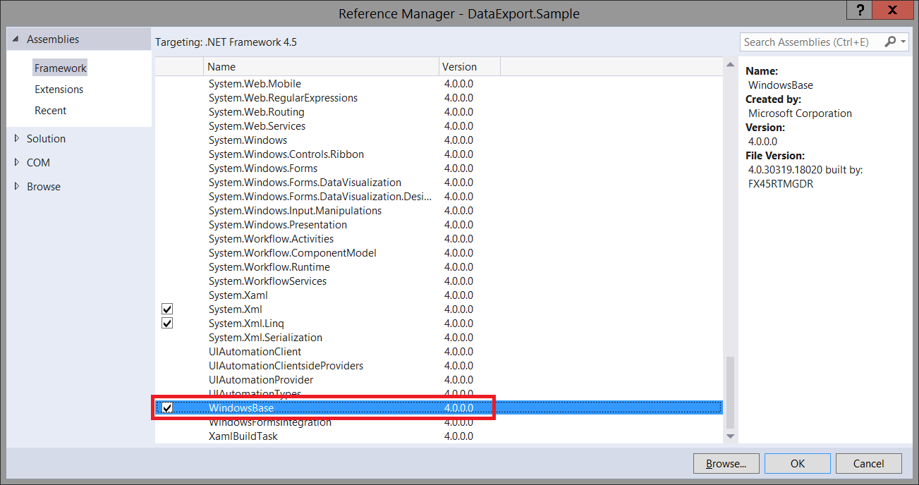 How To Export Data To Excel File Using Open XML SDK | Sylvester's