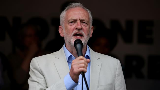 Labour ready to negotiate Brexit with European Union: UK Labour Leader Jeremy Corbyn