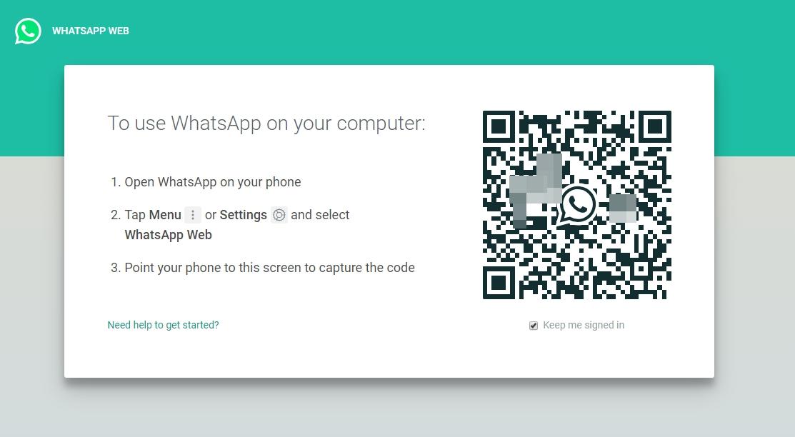Cara Menginstal Whatsapp Web Dan Login Untuk Personal Komputer Pc