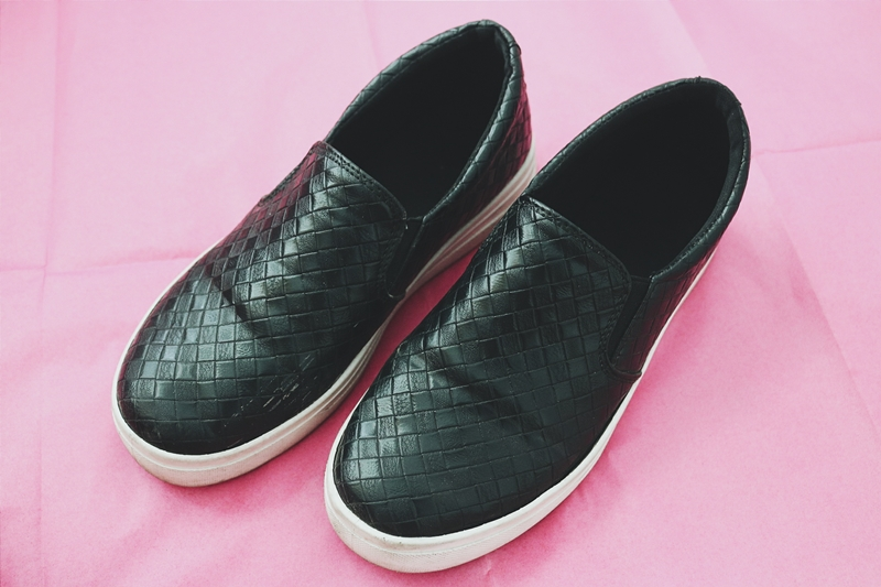 Korean Slip on shoes