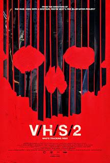 Poster de la película V/H/S 2, 2013