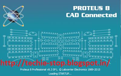The Techie's Stop: Labcenter Proteus 8 Professional v8 3 SP1