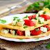 Spanish omlet recipe - Spanish omlet kaise banaye