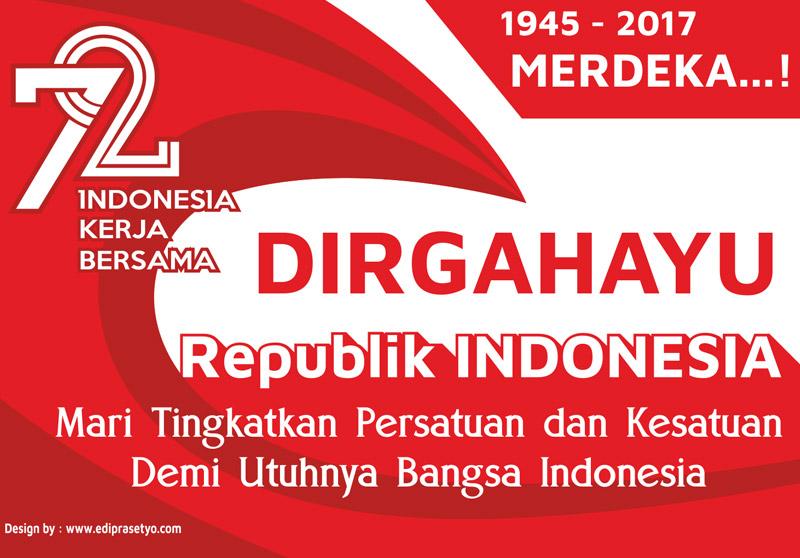 Kumpulan Contoh Spanduk Lomba 17 Agustus Hari Kemerdekaan ...