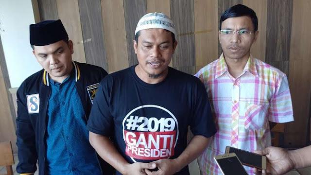 Tak Dikasih Izin, Deklarasi #2019GantiPresiden di Aceh Batal
