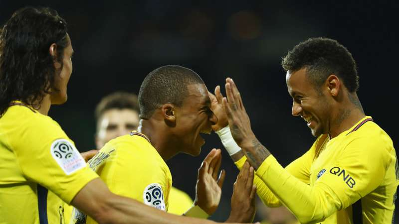 Kylian Mbappe Cemerlang, Neymar Kepingin Balik ke Barcelona