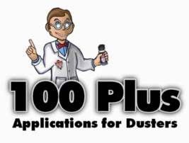 100 duster applications logo