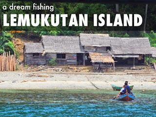 paket wisata pulau Lemukutan