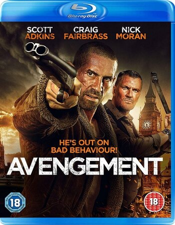 Avengement (2019) English 720p BluRay x264 850MB Movie Download