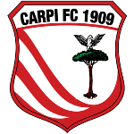 Logo Tim Klub Sepakbola Carpi F.C. 1909 PNG
