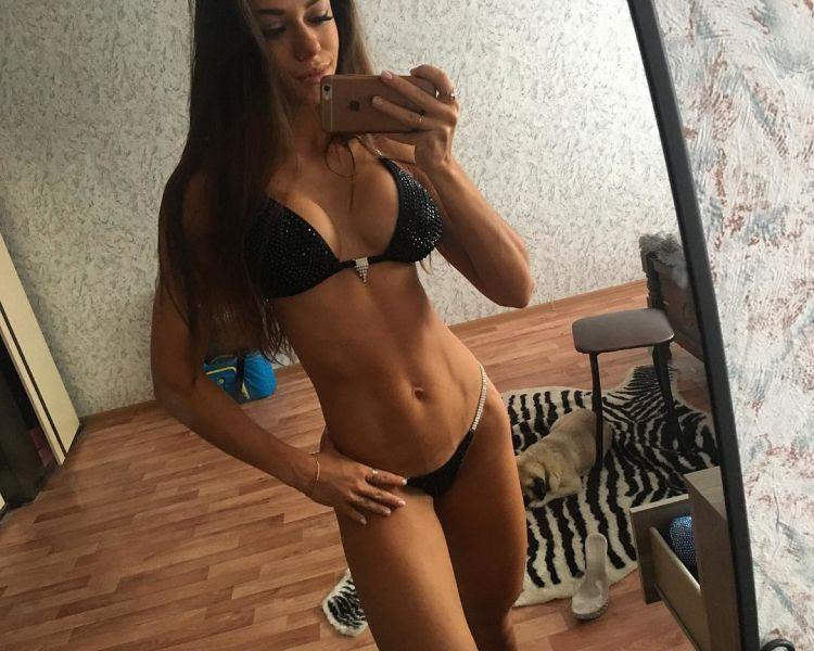fitness bikini Diana Volkova
