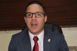Diputado Jean Luis Rodríguez felicita a presidente electo de la Federación de Estudiantes Dominicanos