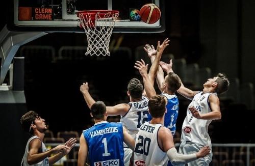 Ευρωπαϊκό Νέων Ανδρών: Ιταλία-Ελλάδα 76-70