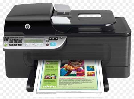 Hp officejet 4500 all-in-one printer (cb867a) in pakistan. Bhao tao.