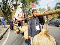 Siang ini, Karnaval Pesona Parahyangan Meriahkan Kota Bandung