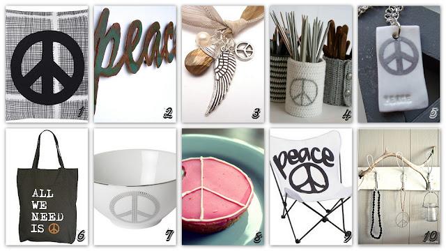 Mrs. Monday: Trend: Peace
