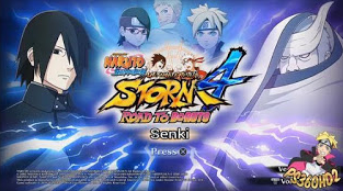 Download Naruto Senki Storm 4 Road to Boruto