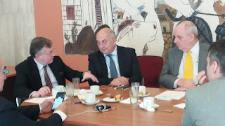 Γεροντόπουλος: Στην εξωτερική πολιτική πρέπει να υπάρχει εθνική γραμμή και συνέχεια